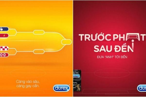 Image result for durex quảng cáo
