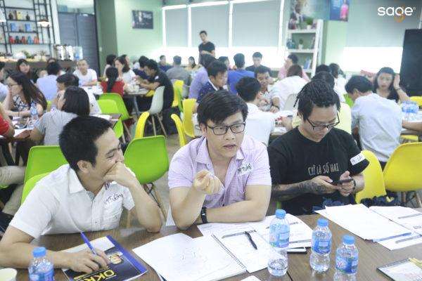 Recap Workshop: OKR ứng dụng trong doanh nghiệp nhỏ