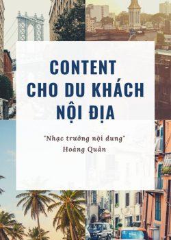 Ebook Content cho du khách nội địa