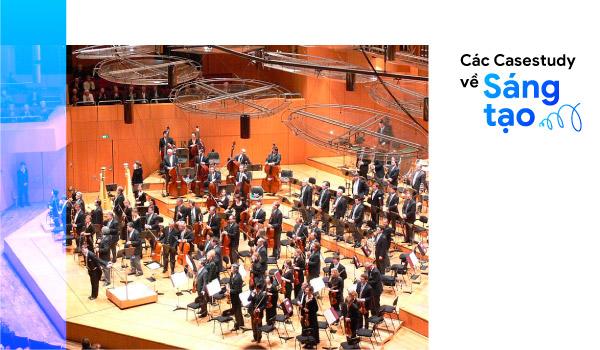 Classical Music - 5 casestudy giúp khơi dậy ý tưởng cho dân sáng tạo