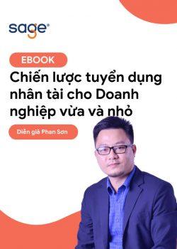 Ebook Chiến lược tuyển dụng nhân tài cho Doanh nghiệp vừa và nhỏ
