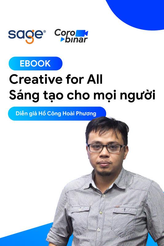 Creative for All - Sáng tạo cho mọi người