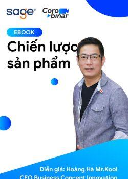 Ebook Corobinar Chiến lược sản phẩm