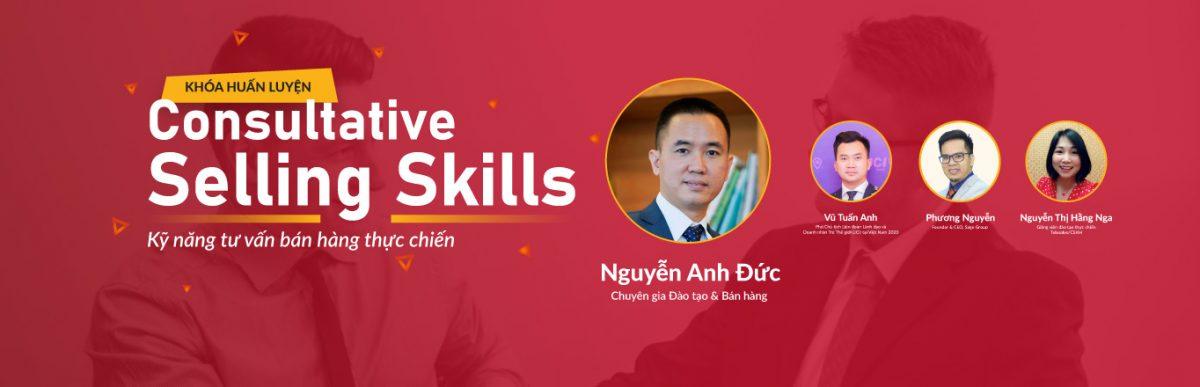 Tư vấn bán hàng thực chiến - Consultative Selling Skills