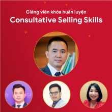 Giảng viên khóa học Consultative Selling Skills